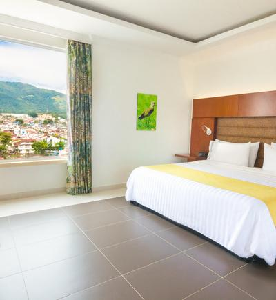 King double room ghl hotel grand villavicencio