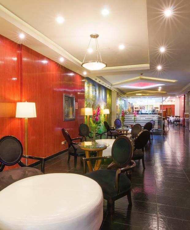 Lobby GHL Abadía Plaza Hotel Pereira