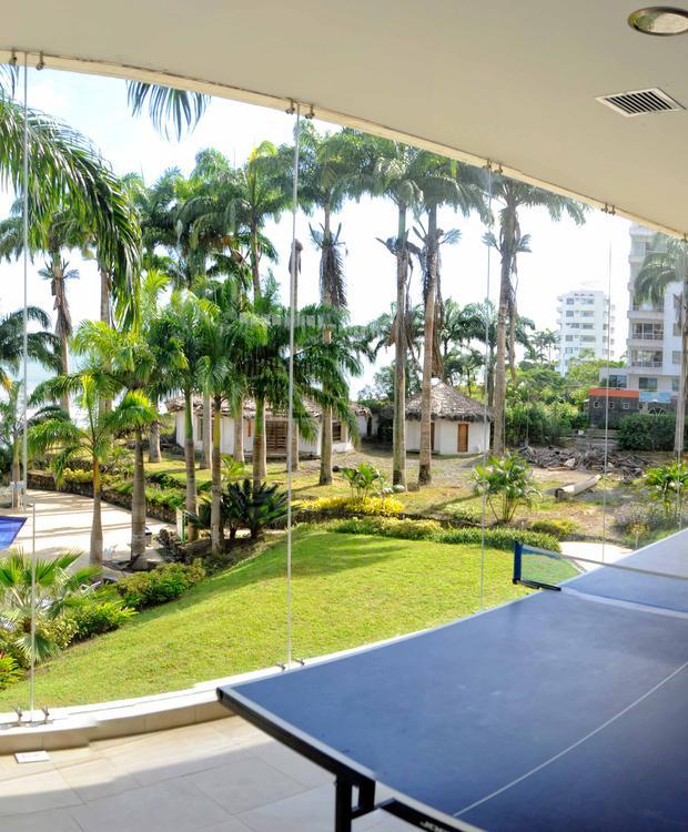 GYM Makana GHL Relax Hotel Makana Resort Tonsupa