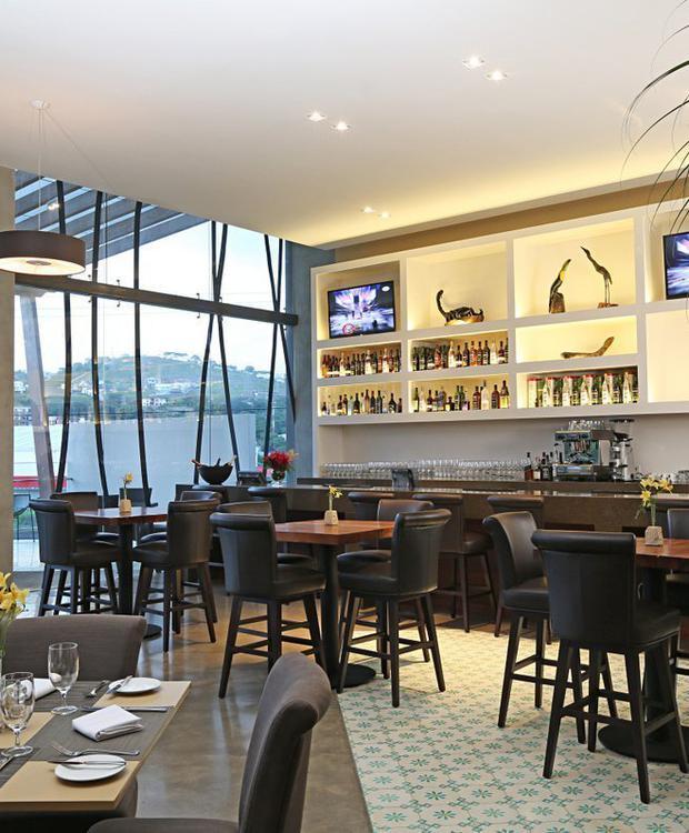 Restaurant Sheraton San José Hotel San José
