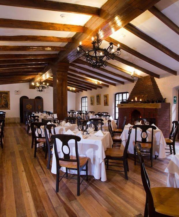 Restaurante Yucay Sonesta Hotel Posadas del Inca Yucay Yucay, Peru