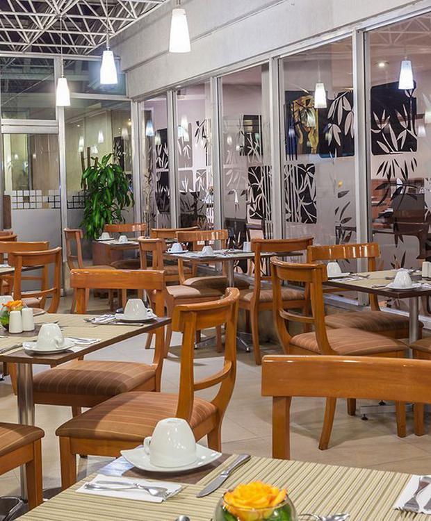 Terrace GHL Style Hotel Belvedere Bogotá