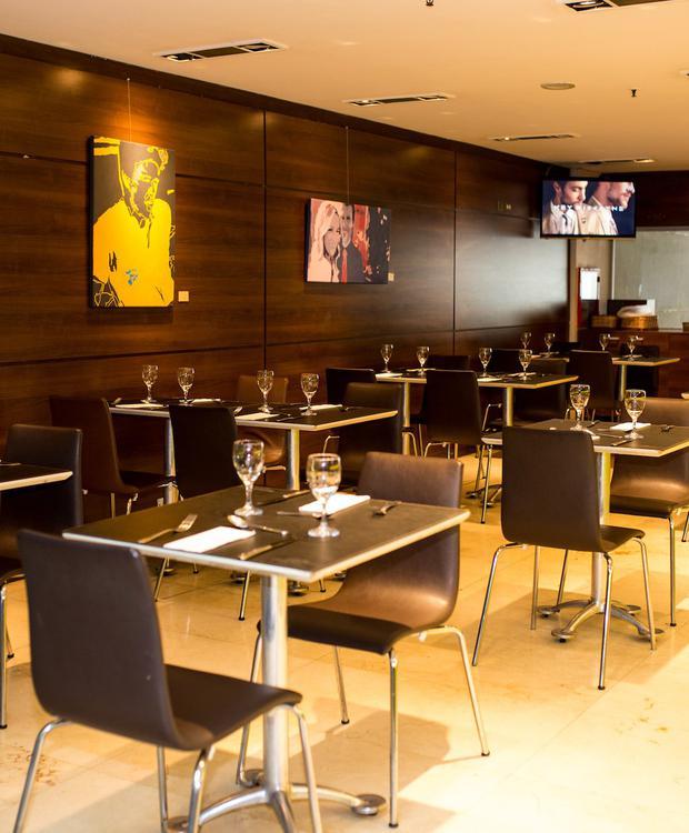 Restaurant Howard Johnson Hotel & Suites Córdoba