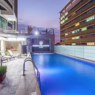 OUTDOOR SWIMMING POOL Sonesta Hotel Guayaquil Guayaquil