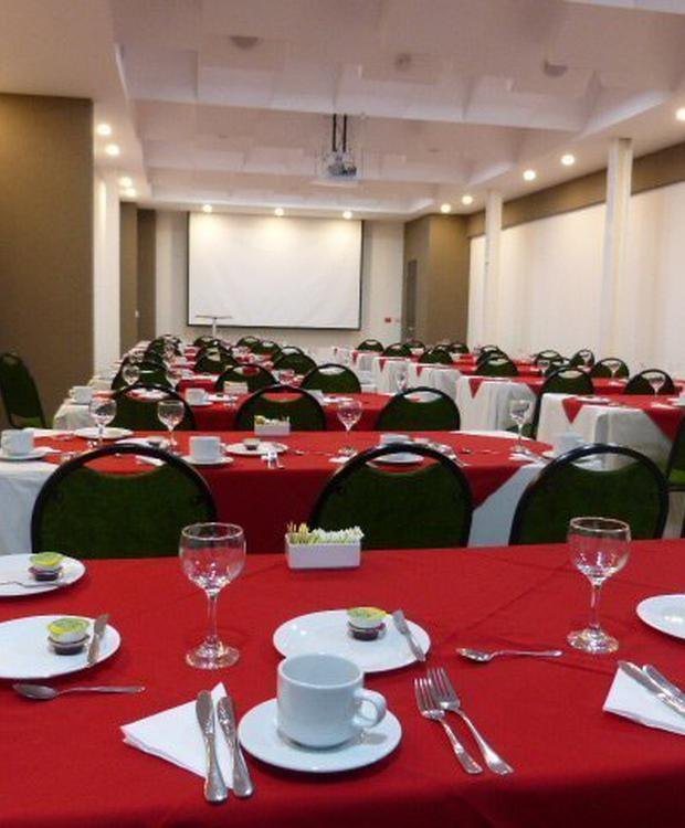 Ébano Meeting Room Hotel Four Points By Sheraton Cali Cali