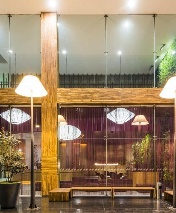 Lobby Sonesta Hotel Bogotá Bogotá