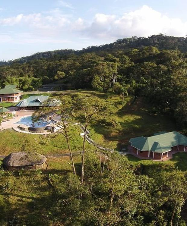 Facilities Orkidea Orkidea Lodge Puyo