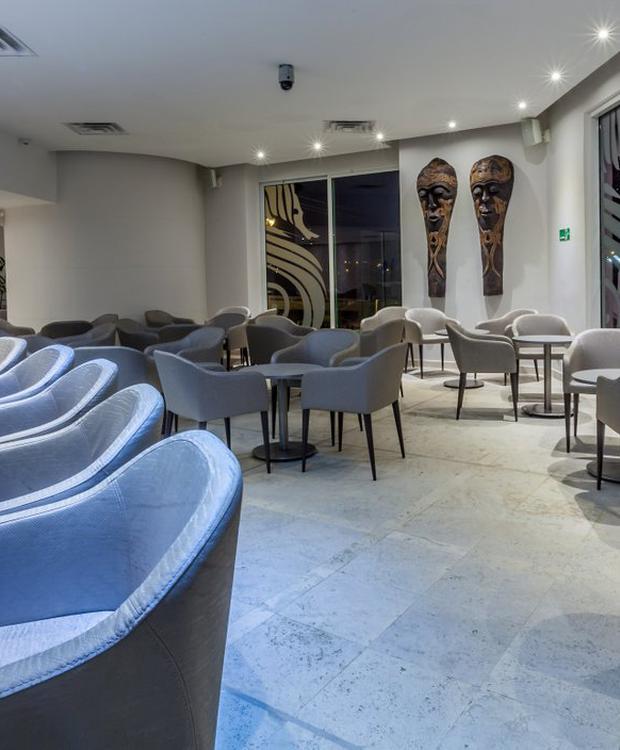 Bar Relax Corales de Indias Hotel GHL Cartagena de Indias