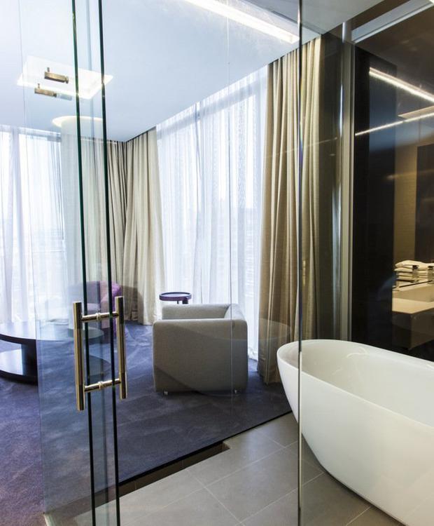 Bathroom Bioxury Hotel Bogotá