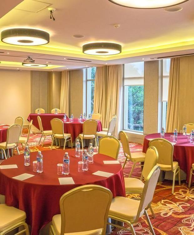 Meeting room Radisson Hotel Guayaquil Guayaquil