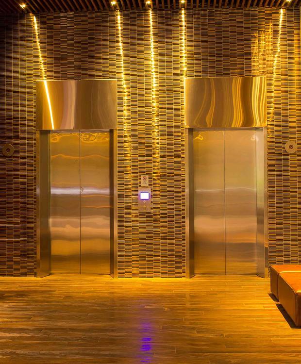 Asensor Bioxury Hotel Bogotá