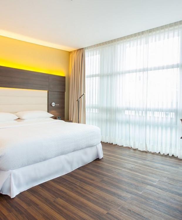 Suite Four Points By Sheraton Bogotá Hotel Bogotá
