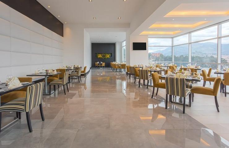 Cook´s restaurant hotel four points by sheraton cuenca