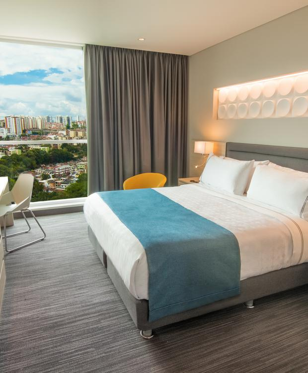 Standard King Room Sonesta Hotel Bucaramanga  Bucaramanga
