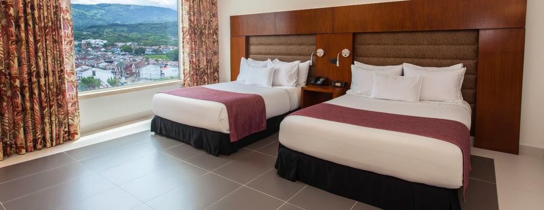 Accommodation ghl hotel grand villavicencio