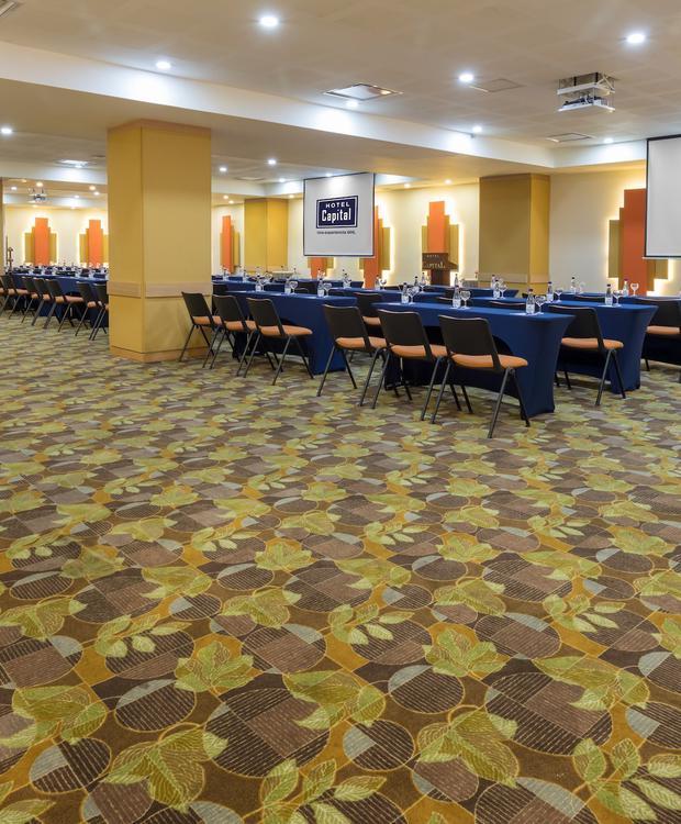 Monserrate Room GHL Hotel Capital GHL Capital Hotel Bogotá