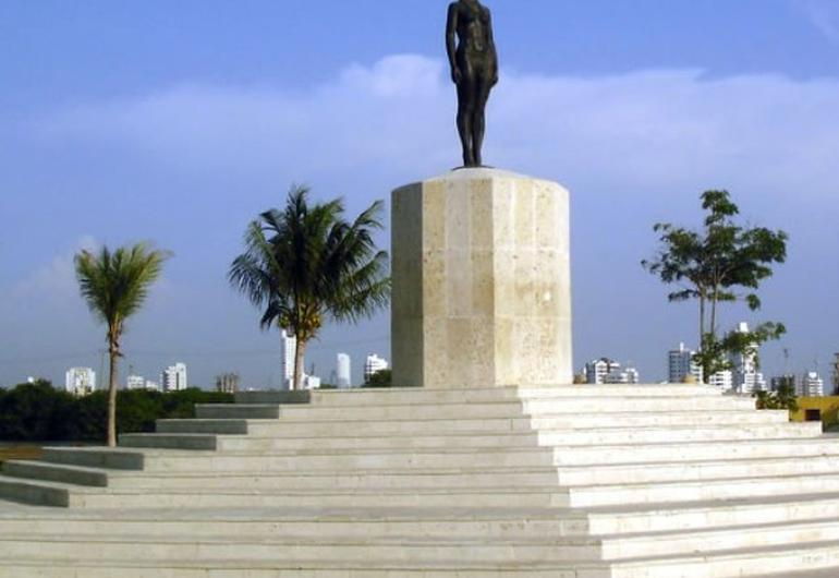Monument of india catalina bastion luxury hotel cartagena