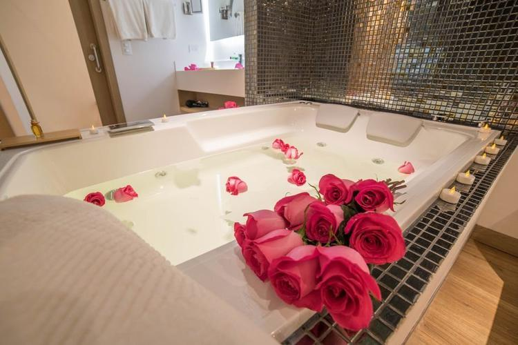 Romantic night biohotel organic suites bogota