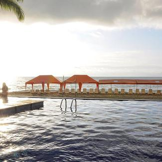 SWIMMING POOL GHL Relax Hotel Makana Resort Tonsupa