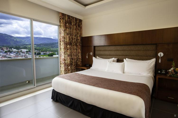 King room ghl hotel grand villavicencio