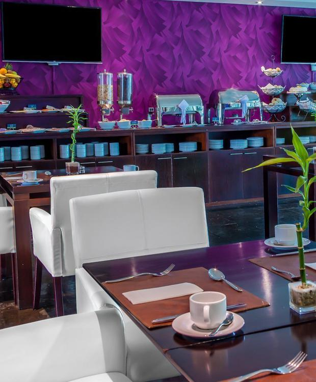 Restaurant Four Points By Sheraton Los Ángeles Hotel Los Ángeles
