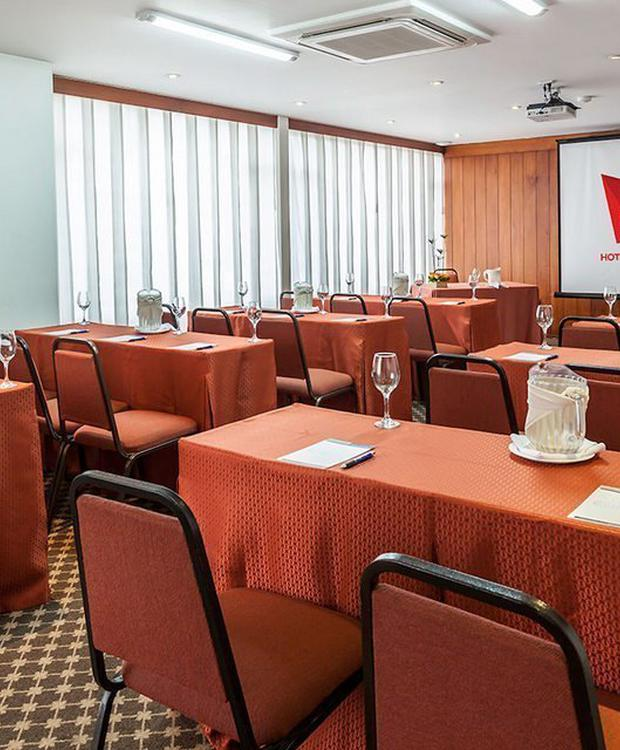 Meeting Room GHL Style Hotel Belvedere Bogotá