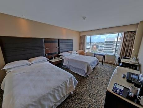 CLUB LEVEL DOUBLE ROOM Sheraton Guayaquil Hotel Guayaquil