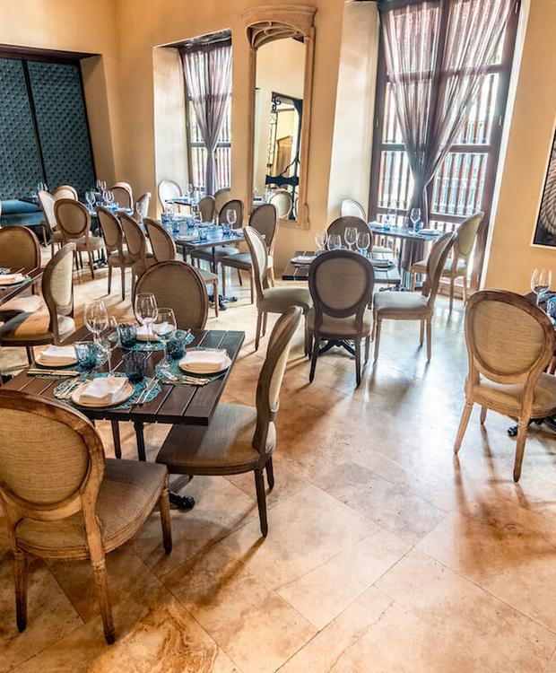 El Gobernador Restaurant