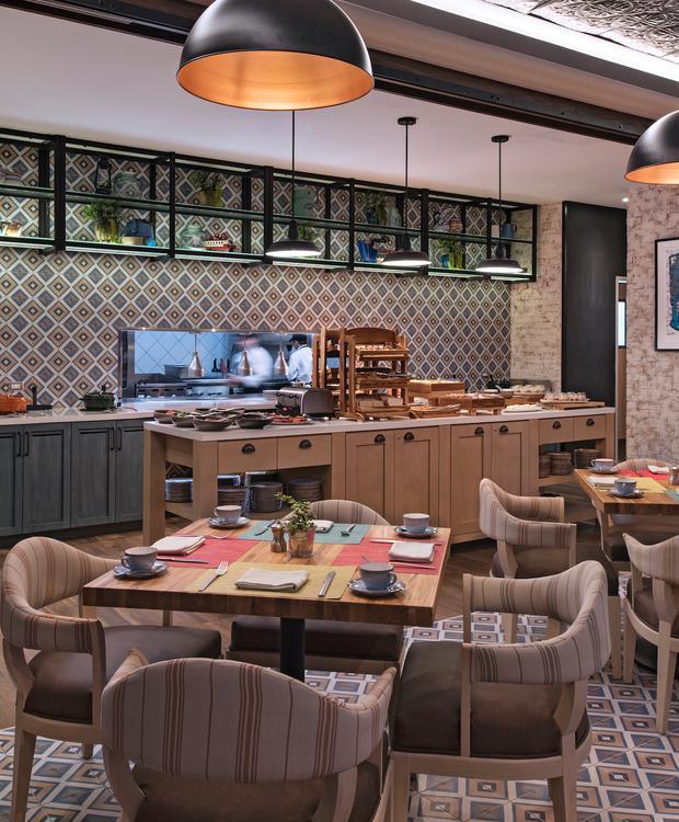 Food and drinks Hyatt Centric Guatemala City Hotel Guatemala City