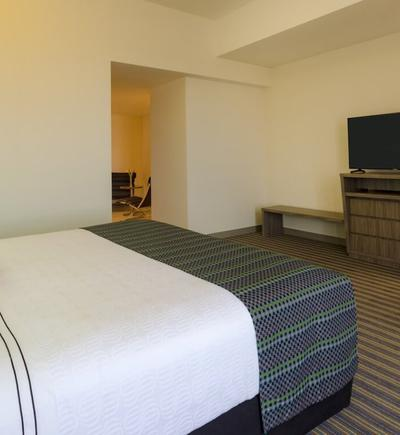 Junior suite sonesta hotel arequipa