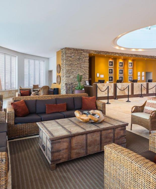 Lobby Relax Corales de Indias Hotel GHL Cartagena de Indias