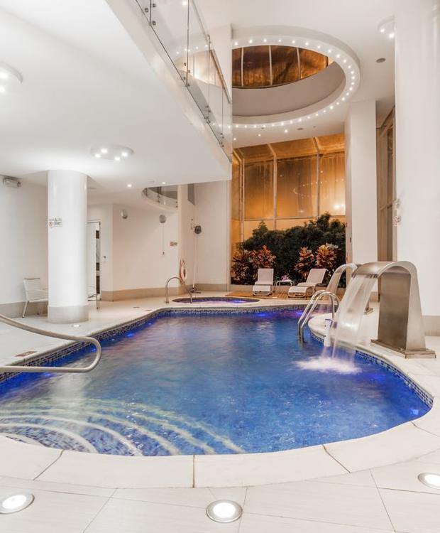 Swimming pool Tequendama Hotel Bogota