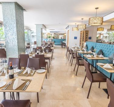 Palenke restaurant bastion luxury hotel cartagena