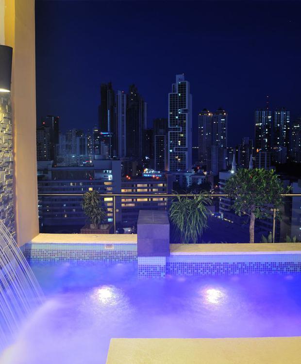 Spa Hilton Garden Inn Panamá Hotel Ciudad de Panamá