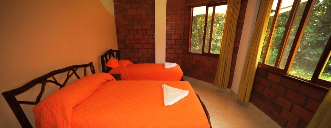 Accommodation orkidea orkidea lodge puyo