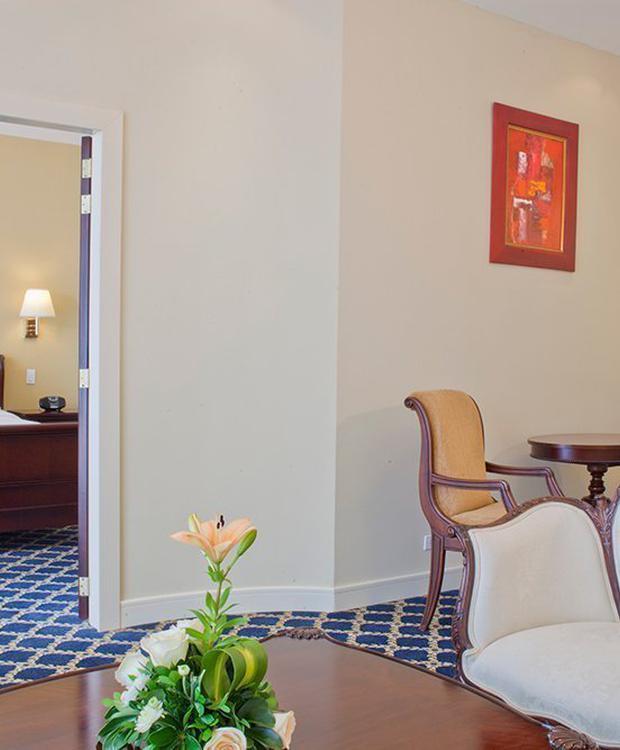 Presidential Suite Howard Johnson Loja Hotel Hotel Loja