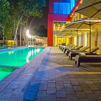 OUTDOOR POOL Radisson Hotel Guayaquil Guayaquil