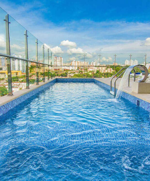 Pool Sonesta Hotel Bucaramanga  Bucaramanga