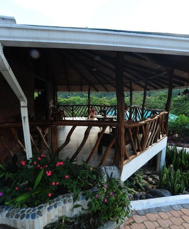 Reception Orkidea Orkidea Lodge Puyo