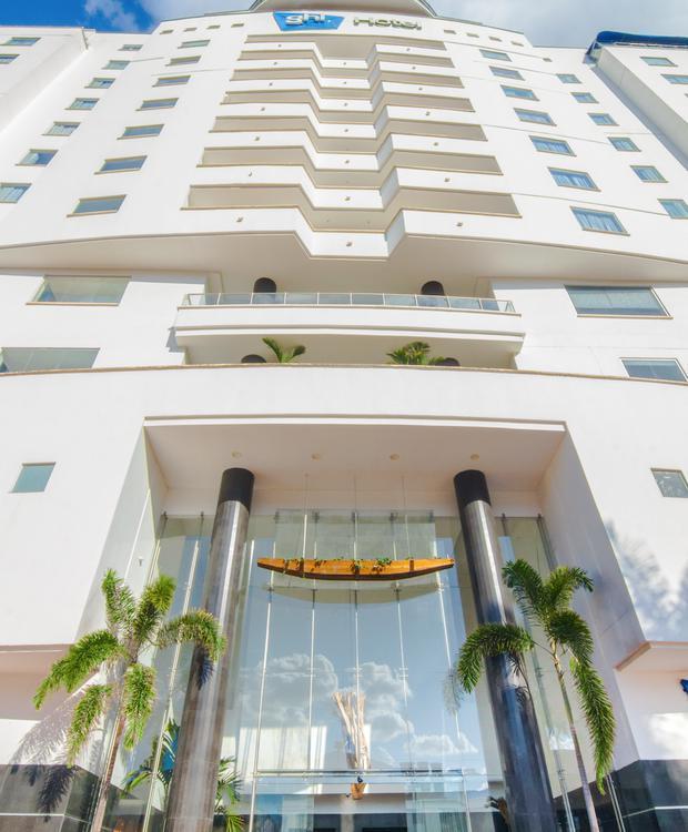 Facade GHL Hotel Grand Villavicencio Villavicencio