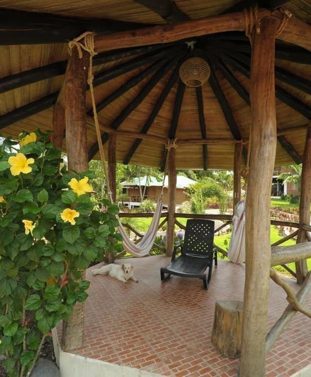 Gardens Orkidea Orkidea Lodge Puyo