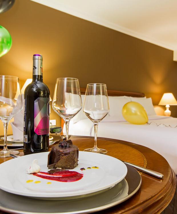 Room Tequendama Hotel Bogota