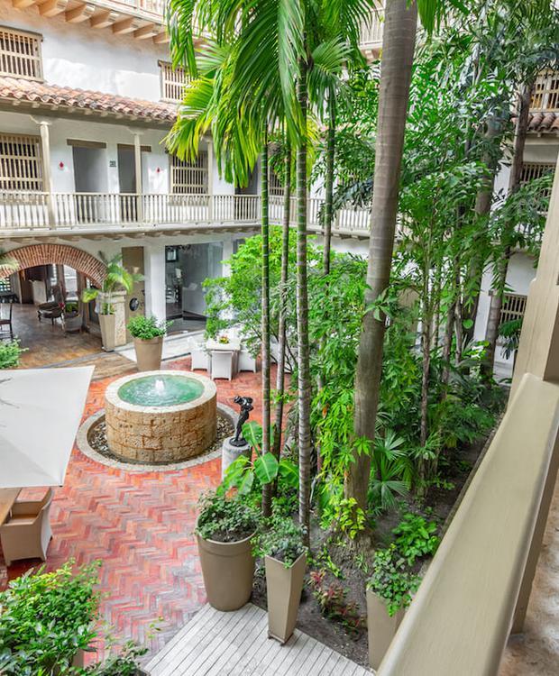Garden GHL Collection Armería Real Hotel Cartagena de Indias
