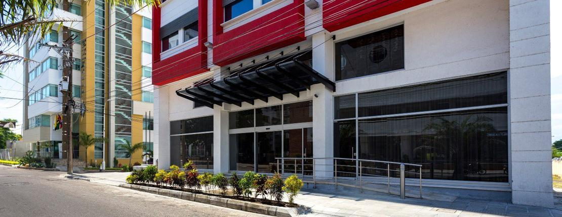 Gallery hotel park inn by radisson barrancabermeja