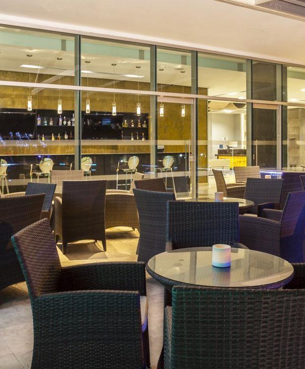 Restaurant Four Points By Sheraton Barranquilla Hotel Barranquilla