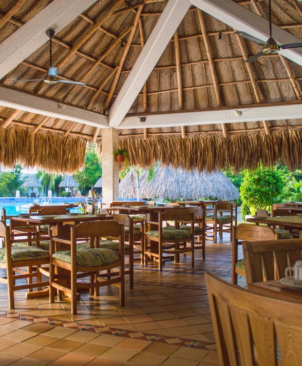Restaurant Relax Costa Azul Hotel GHL Santa Marta