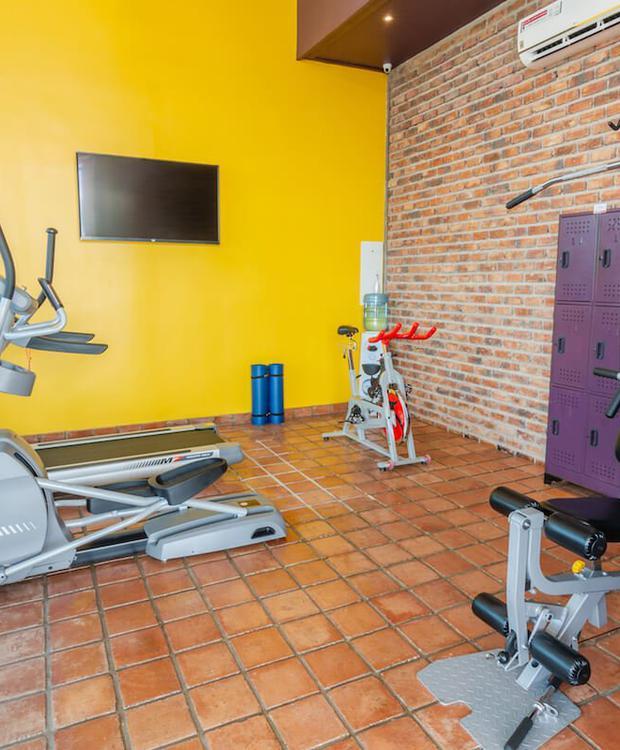 Gym GHL Style Hotel Yopal Yopal