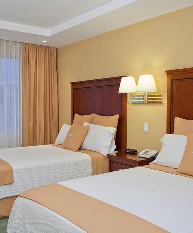 Double Room Howard Johnson Loja Hotel Hotel Loja