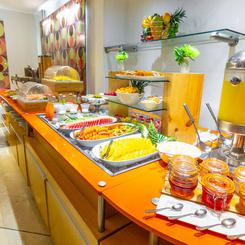 BREAKFAST BUFFET Hotel Four Points By Sheraton Cali Cali