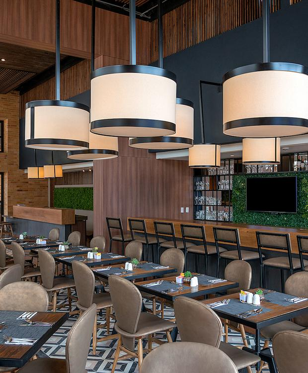 Restaurant GHL Style Bogotá Occidente GHL Style Hotel Bogotá Occidente Bogotá
